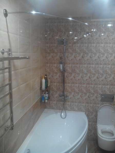Карнизы, штанги, перекладины для шторки в ванную в Краснодаре фото 18