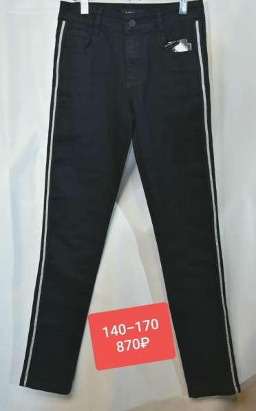 Стильные детские джинсы оптом для девочек и мальчиков в Екатеринбурге фото 16