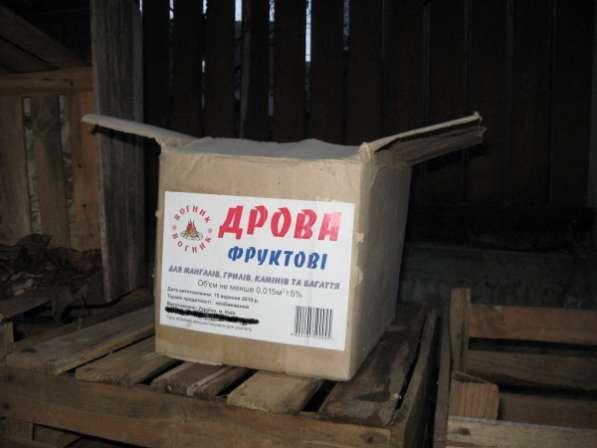 Дрова продам Фруктовые. Купить дрова Киев.