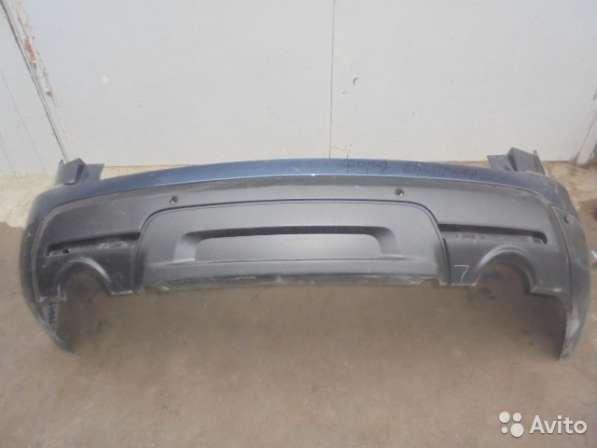 Бампер задний бу на Ford Explorer 2012