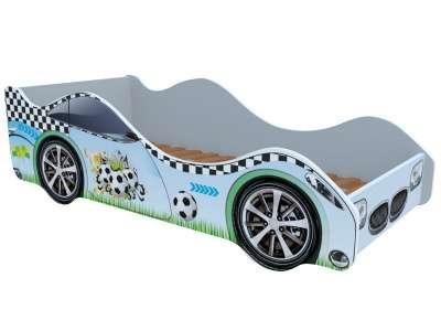 Кроватка машинка Чемпиона