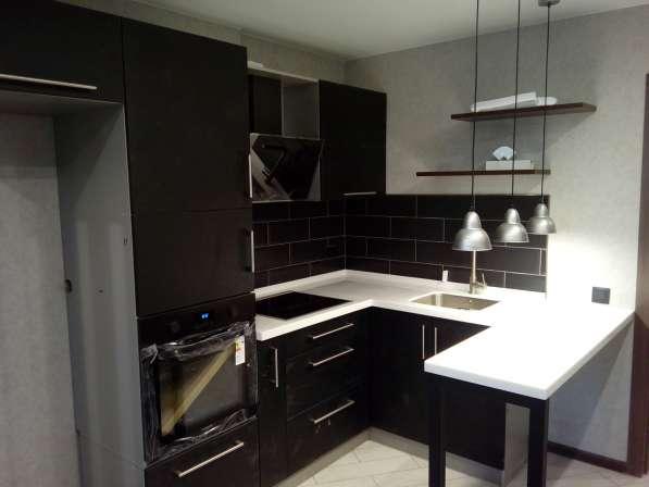Индивидуальный кухонный гарнитур в Новосибирске фото 7