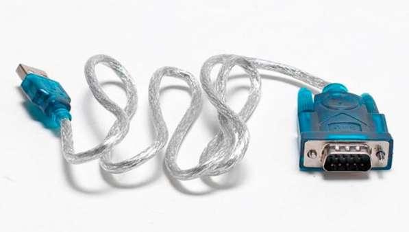 Переходник, адаптер, конвертор COM - USB