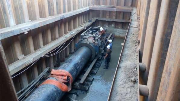 Крепление котлованов траншей шпунтом методом вибропогружения в Екатеринбурге фото 13