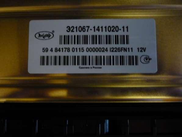 Электронный блок управления автомобиля ВАЗ-2107