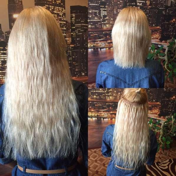 Наращивание, полировка волос
