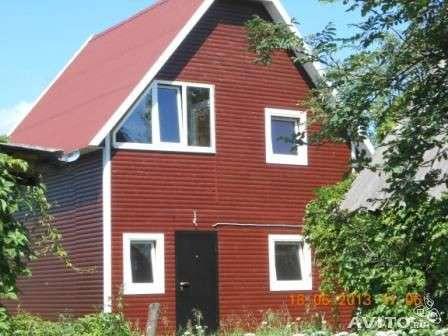 Продаётся дом модульной конструкции