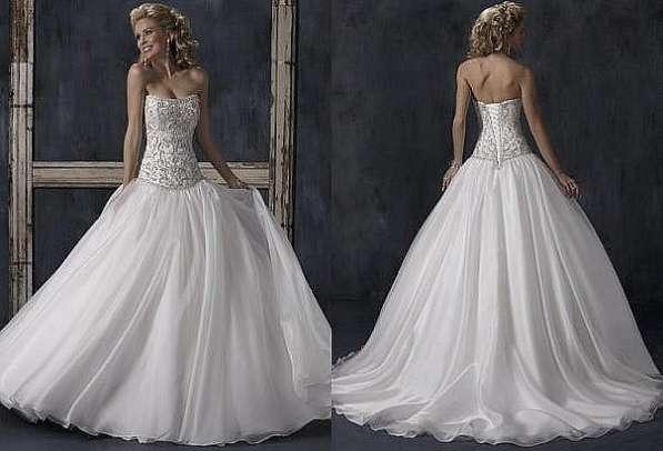 Пышное свадебное платье Maggie Sottero