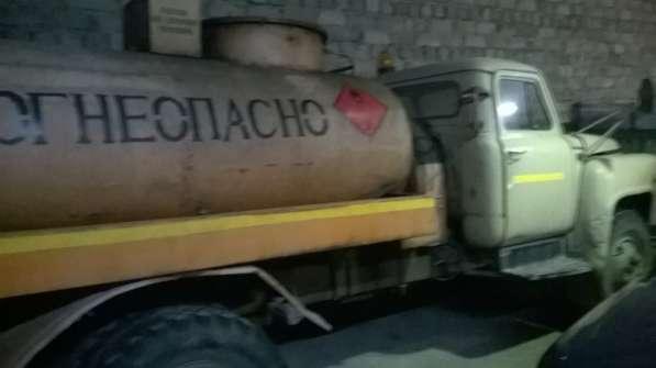 Продам топливозаправщик газ 53А