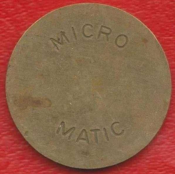 Жетон Micro Matic 24 мм