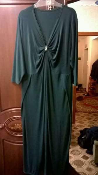 Платье вечернее, цвет индиго в Астрахани фото 3