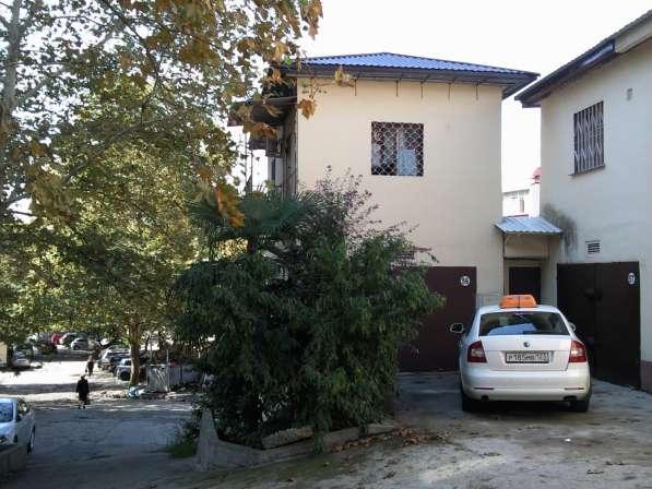 Жилой гараж в центре Сочи