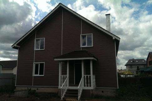 Продается: дом 150 м2 на участке 4 сот