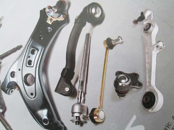 Восстановление,ремонт рулевых и лучевых тяг,шаровых опор. в Симферополе фото 3