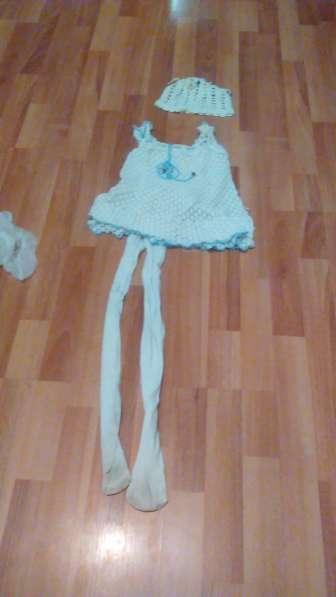 Платье хлопок кружевное на девочку 3 лет