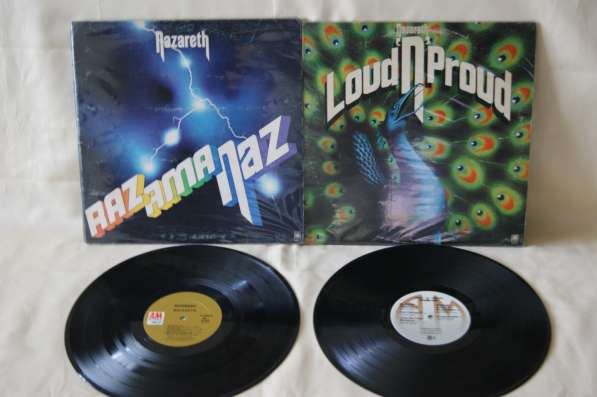 NAZARETH-1973 Made In USA