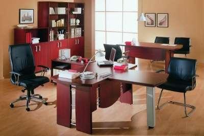 Борн кабинет руководителя, цвет вишня