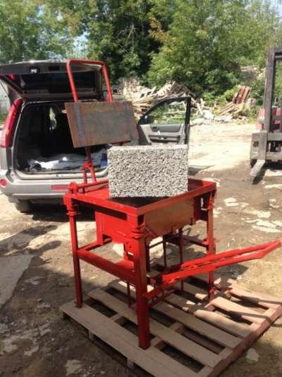 Вибропресс бетоносмеситель для арболита в Стерлитамаке