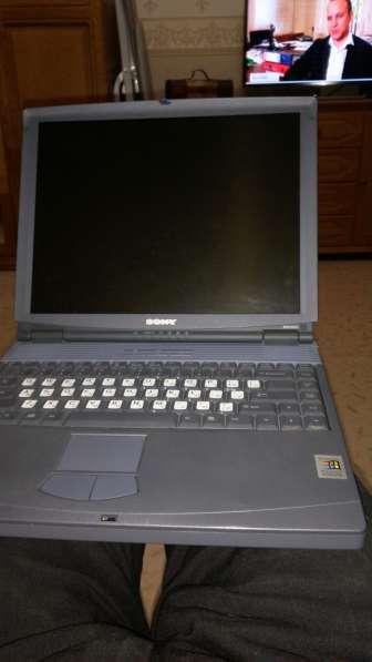 Ноутбук SONY модель PCG-F270