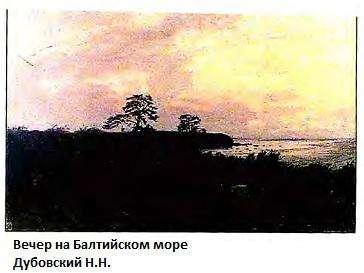 Картины 19-18 веков