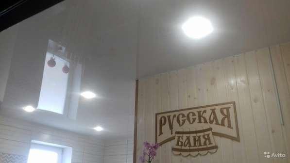 Натяжные потолки в Иркутске в Иркутске фото 11