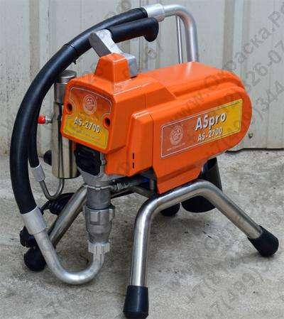 Окрасочный аппарат AS-2700
