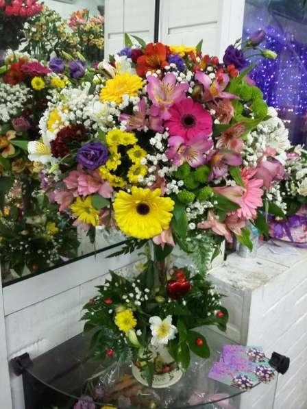 Салон флористики и декора в фото 6