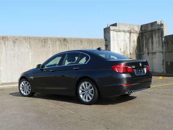 BMW xDrive 528i