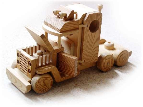 Игрушки деревянные в Москве фото 9