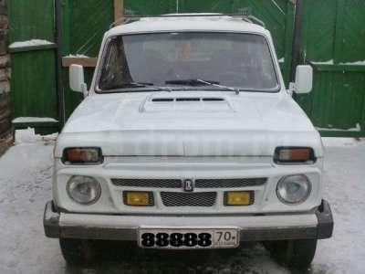 подержанный автомобиль ВАЗ 2121
