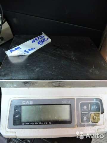 торговое оборудование Настольные весы Cas