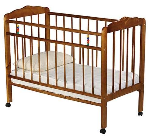 Прокат, детская кроватка с матрасиком