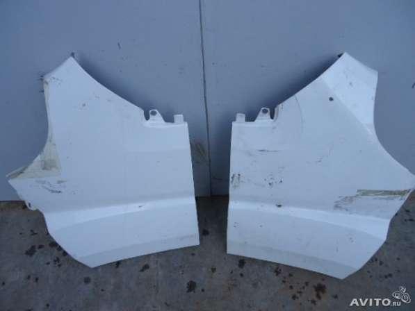 Citroen Jumper комплект крыльев