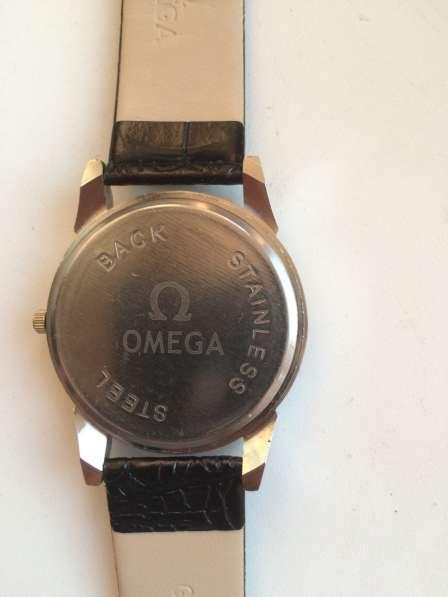 Часы Омега quartz swiss новые в Одинцово фото 4
