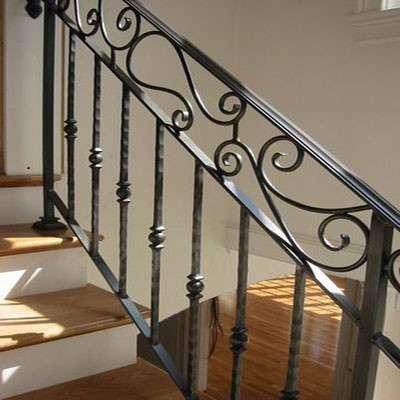 Изготовление перил, решеток, балконных ограждений, ворот, на