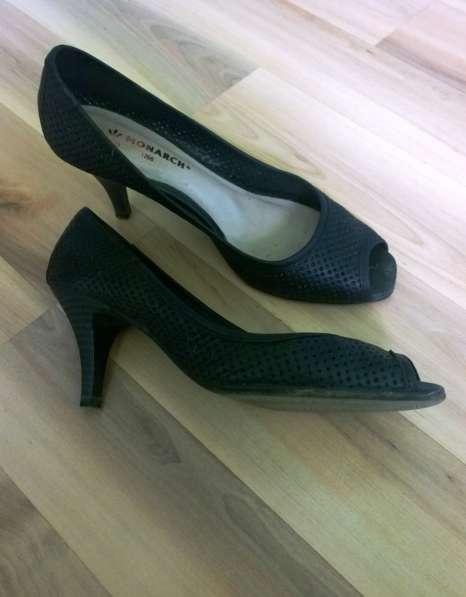 Туфли,кожа,Моnarch(Бразилия), 40 размер