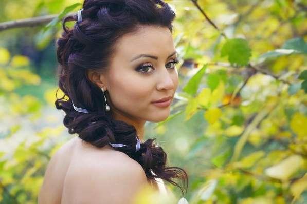 Свадебный макияж, прическа на дом в Челябинске фото 12