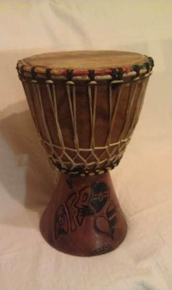 Джембе африканский барабан 37(h)х23
