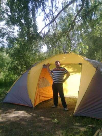 Туристические палатки от до 7 мест. JOVIAL