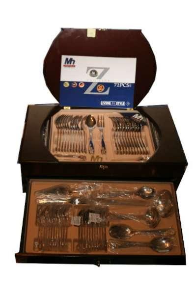 Набор ножей, вилок, ложек на 12 персон MILLERHAUS