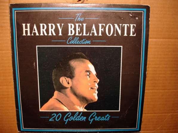 Пластинка винил Harry Belafonte - 20 Golden Greats
