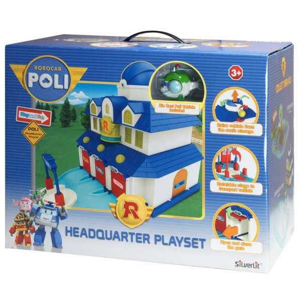 Продам игрушку Поли Робокар трансформер, прочный пластик