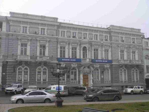 Продажа трехэтажного здания на Екатерининской пл. в Одессе