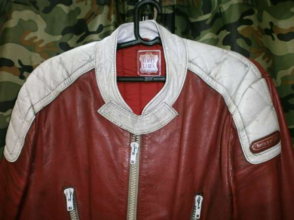 Куртка кожаная Hein Gericke Германия в Екатеринбурге фото 6