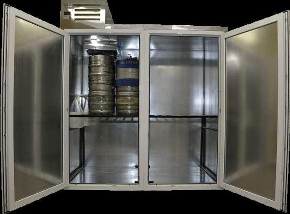 Кегераторы BERK- Холодильные камеры для пива в Санкт-Петербурге фото 6