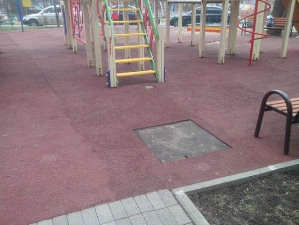 Ремонт и обслуживание спортивных и детских площадок в Екатеринбурге фото 3