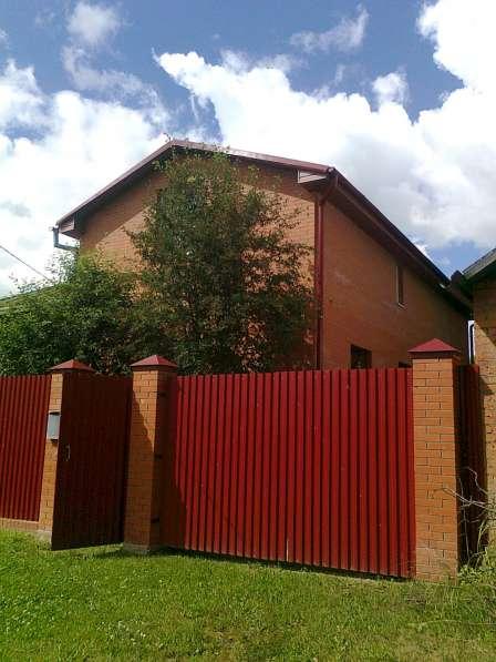 Продаю 2х эт. дом в Серпухове, ул.2-я Западная, 85км от МКАД