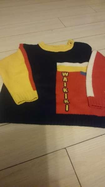 Одежда для мальчика от 3 до 5 лет.