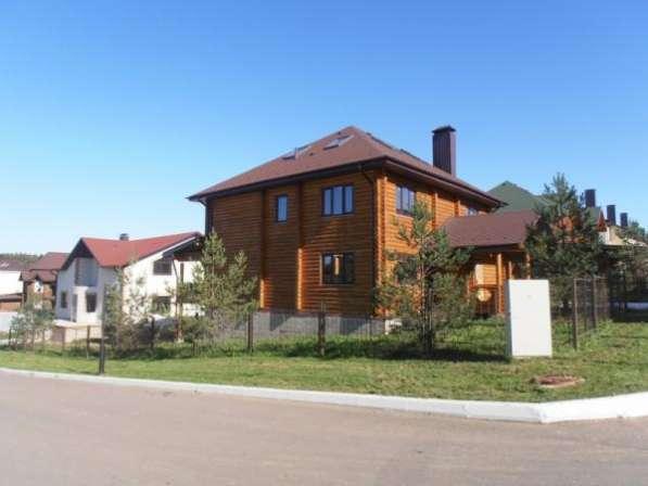 Деревянный дом 247 кв.м.