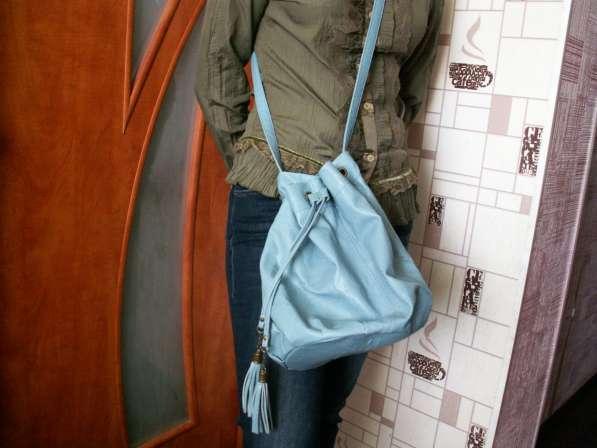Женская сумочка-мешочек в Сургуте